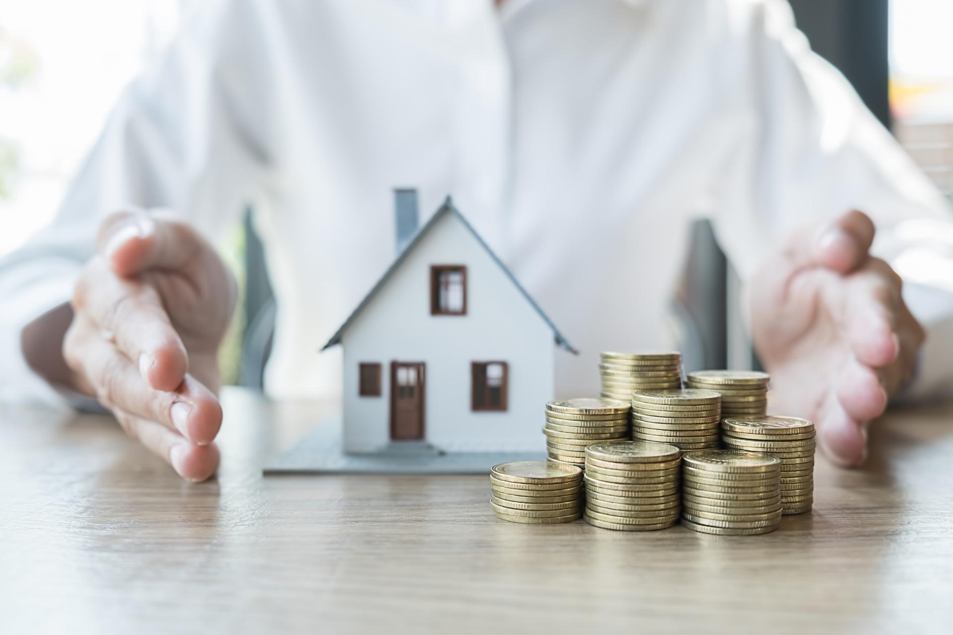 Nákup nemovitostí za hotové