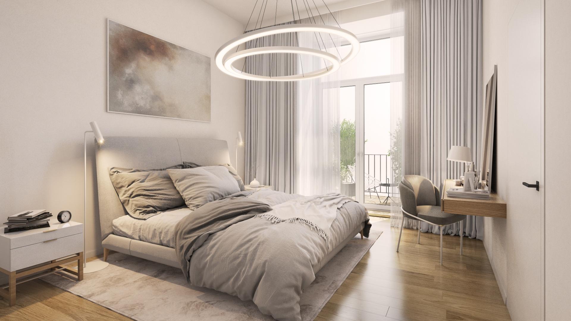 foto byt ložnice