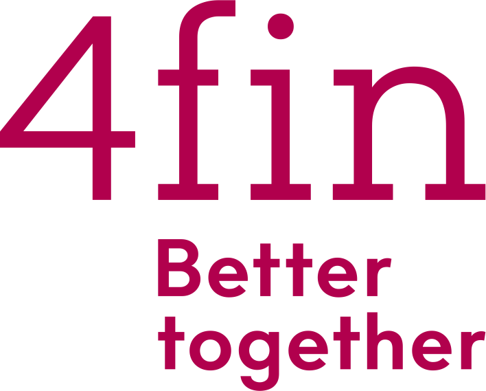 4 fin better together