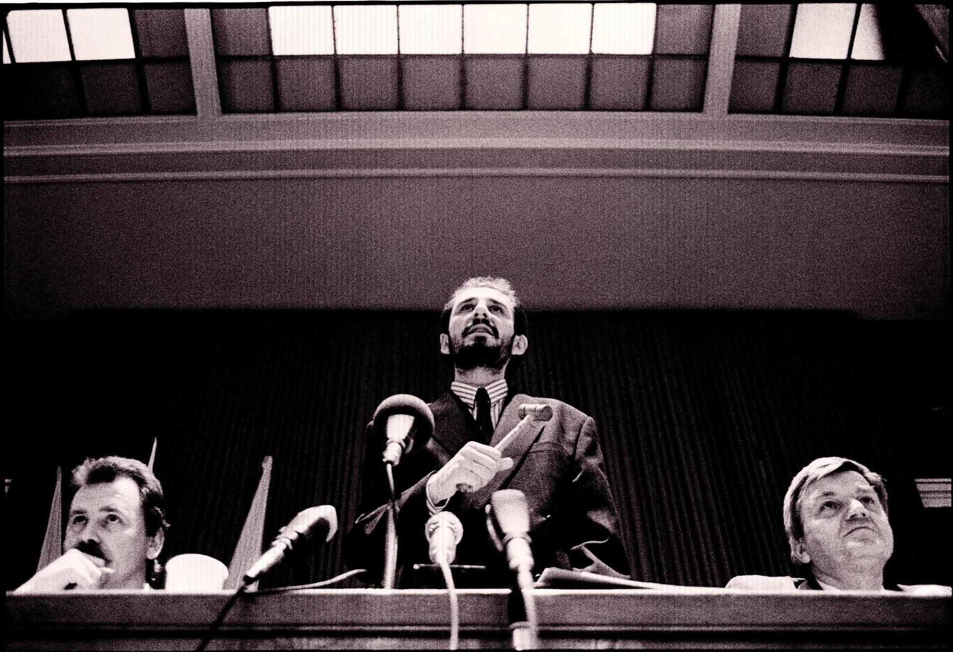 Foto Ing. Ivo Gavlas (aukce) 1991