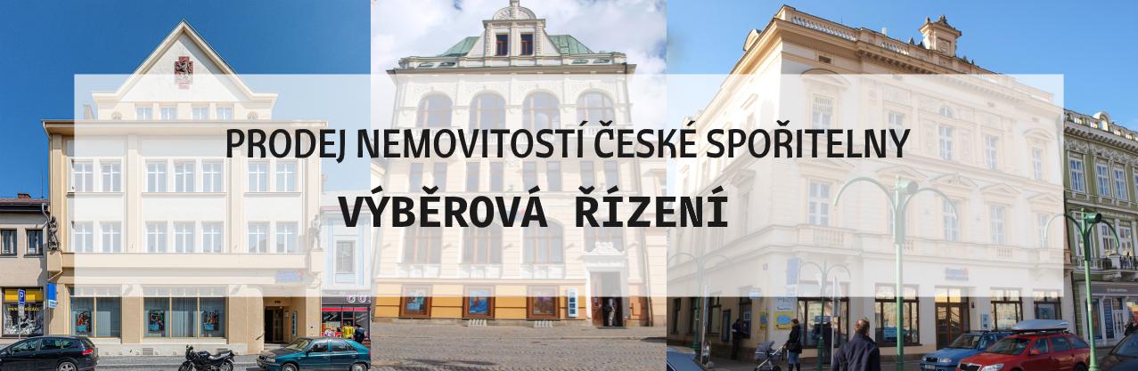 Výběrová řízení Česká spořitelna