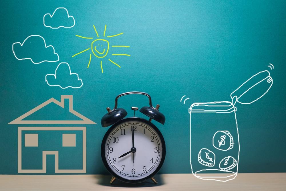 Nejlepší doba na prodej nemovitosti