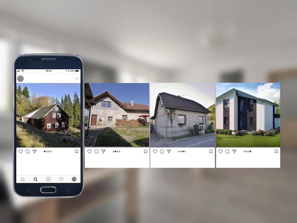 Jak prodat nemovitost na facebooku