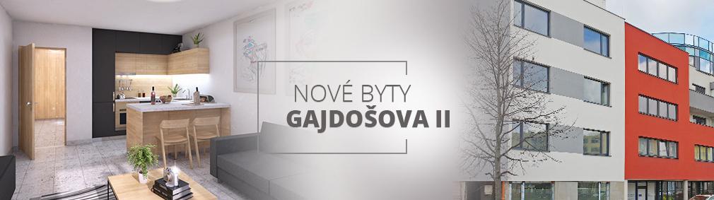 Nové Byty Gajdošova II