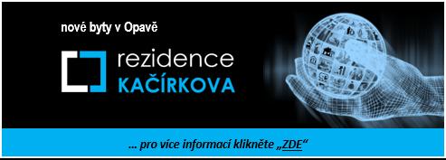 SPOLUPRÁCE - KP REAL SOLICITATION s.r.o.-  Rezidence Kačírkova - nové byty v Opavě - reality-úvěry-investice