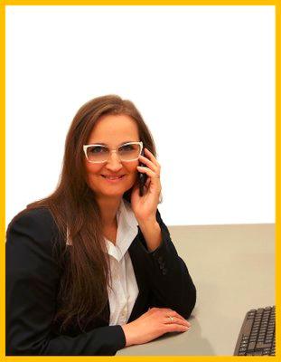 Janette Klíčníková – certifikovaná realitní makléřka