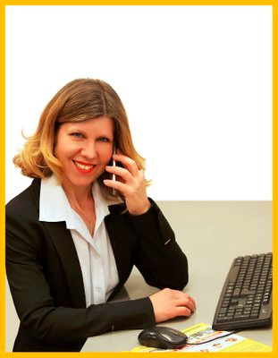 Dita Holasová - asistentka společnosti