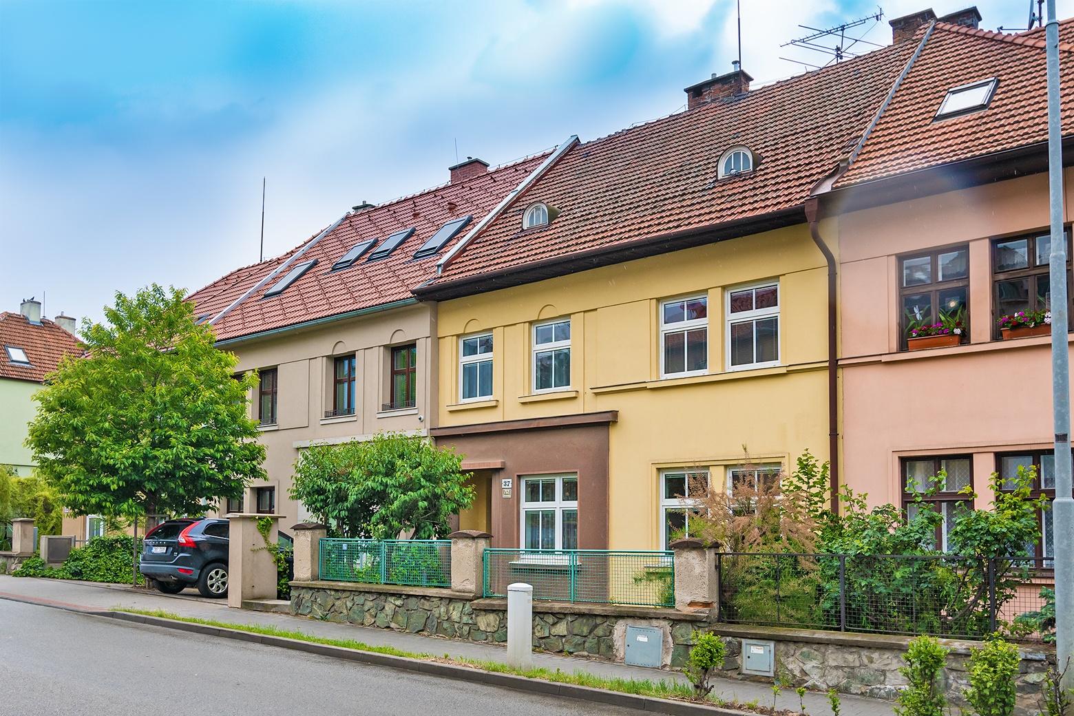 dům Žabovřesky Březinova