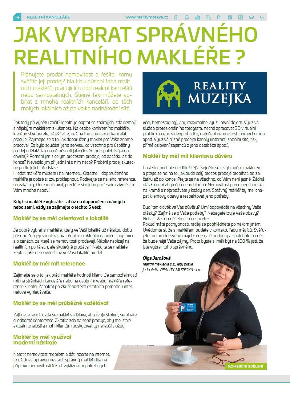 Reality Morava č.32