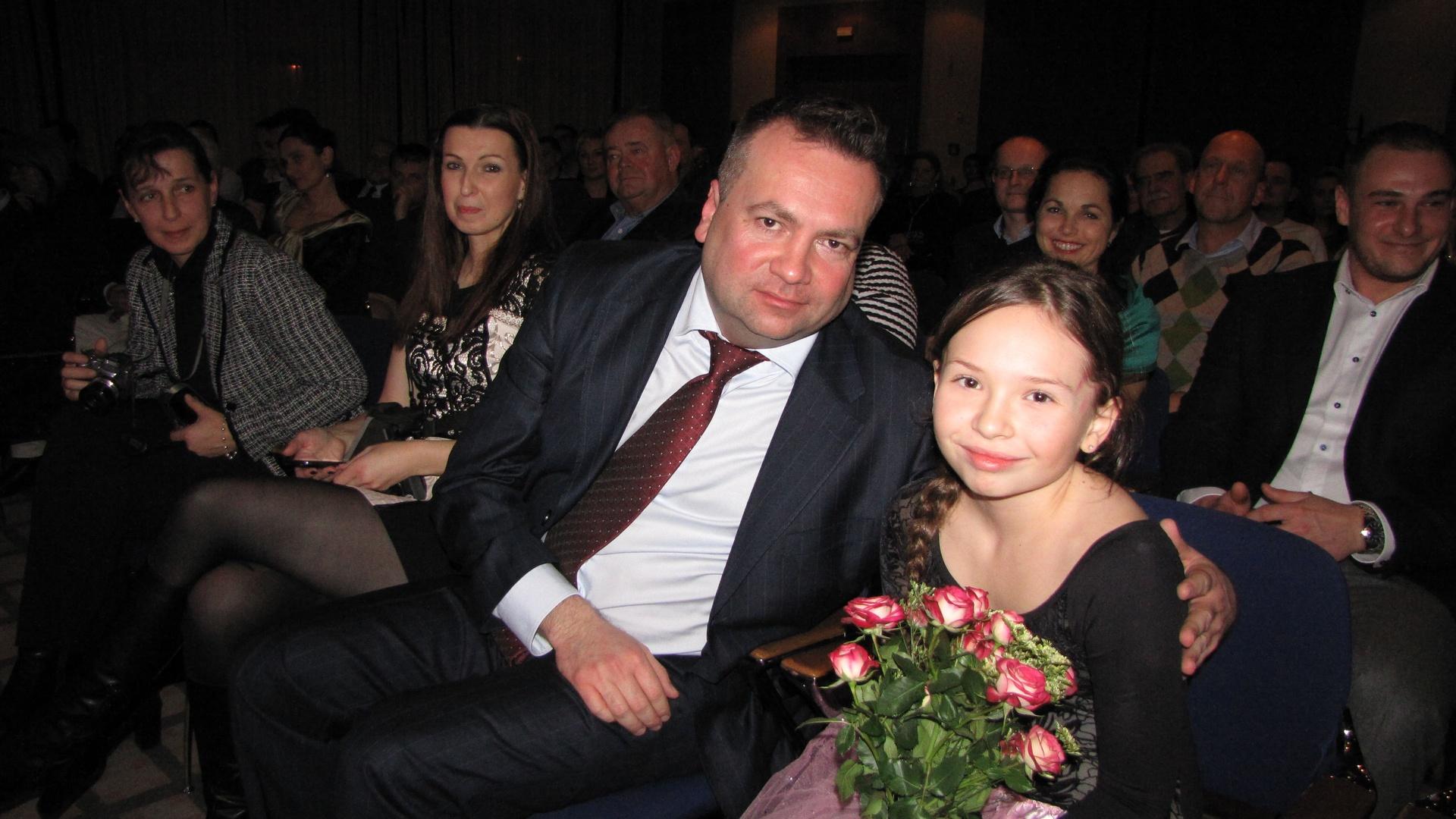 JUDr. Tomáš Mádl s rodinou
