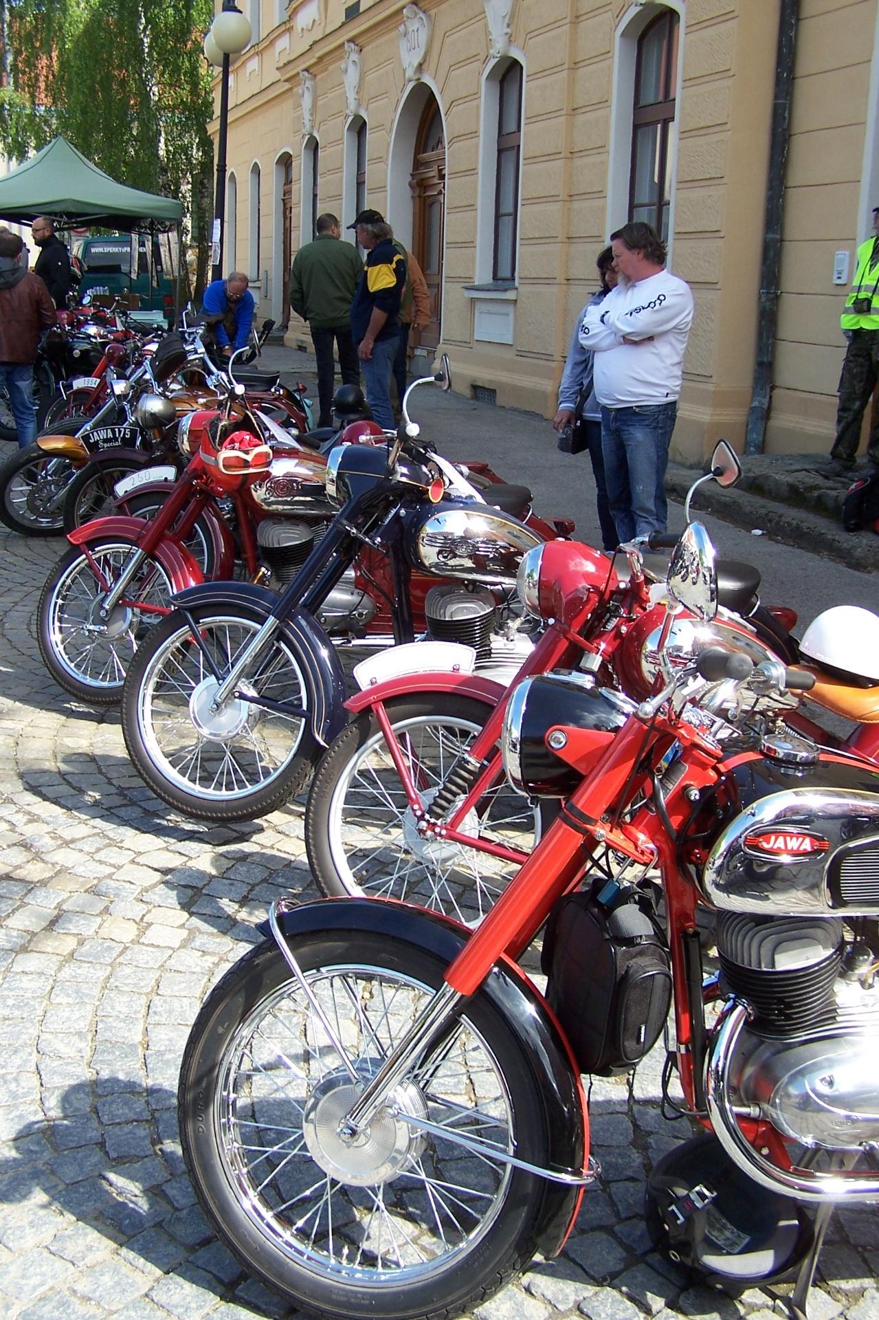 Motocykly Jawa