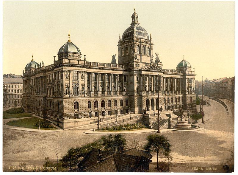 Museum,_Prague,_Bohemia,_Austro-Hungary-LCCN2002708488