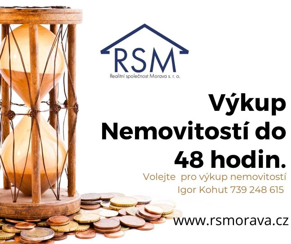 Vykoupíme Vaši nemovitost - platba do 48 hodin