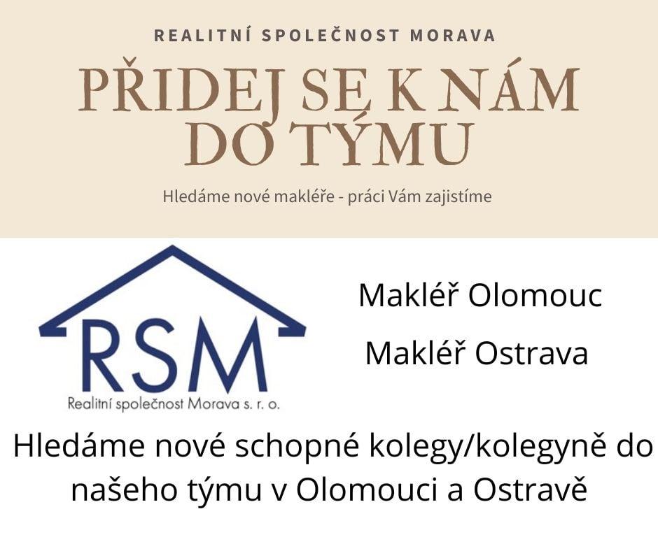 Hledáme nové schopné kolegy/kolegyně do našeho týmu v Olomouci